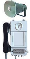 Взрывозащищенный телефонный аппарат без номеронабирателя с громкоговорящей связью ТАШ-22ЕхС