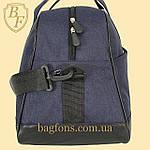 Спортивная дорожная сумка Fila мужская, женская 30л  (SF025), фото 4