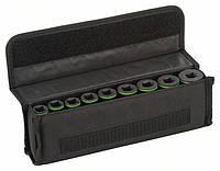Набор 9 ударных головок 10-27мм,1/2 ,77мм Bosch 2608551101