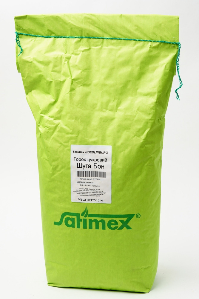 Горох Шуга Бон, 5 кг, Satimex