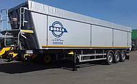 Тент на зерновоз, самосвал, кузов,борт,полу прицеп ткань ПВХ Германия