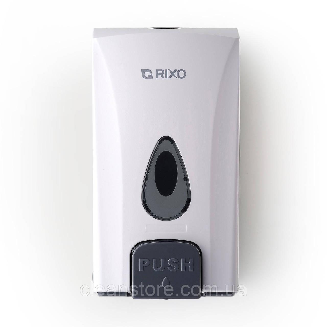 Дозатор жидкого мыла универсальный Rixo Maggio S188W