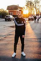 Комплект утепленный Adidas - Palace Line, Black