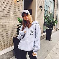 Худи в стиле A.S.S.C.   Anti Social Social Club Games женская | БИРКА | Толстовка АССК