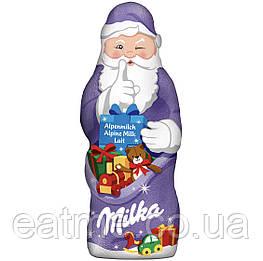 Milka Дед Мороз из молочного шоколада
