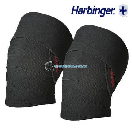 Бинты-наколенники HARBINGER 46700 Power Knee Wraps, фото 2