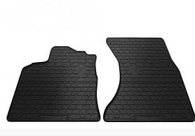Передние резиновые коврики Audi Q5 2008- (2 шт) Stingray 1030122