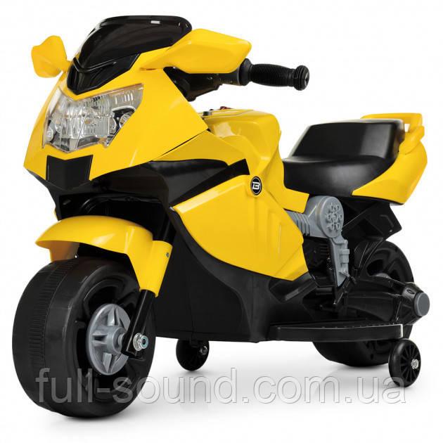 Детский электромобиль мотоцикл M 4160