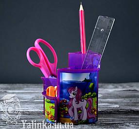 Rz Склянку канцелярський для дівчаток Поні