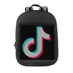Рюкзак с LED дисплеем Mark Ryden Pixel MR9797 Black