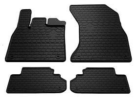 Коврики резиновые в салон Audi Q5 2017- (4 шт) Stingray 1030174
