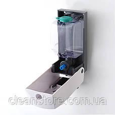 Дозатор жидкого мыла универсальный Rixo Maggio S178W, фото 2