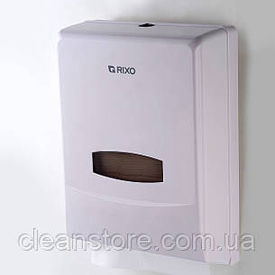 Диспенсер бумажных полотенец Rixo Grande P135W, фото 2