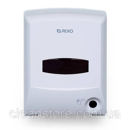 Диспенсер бумажных полотенец сенсорный Rixo Grande P688W, фото 2