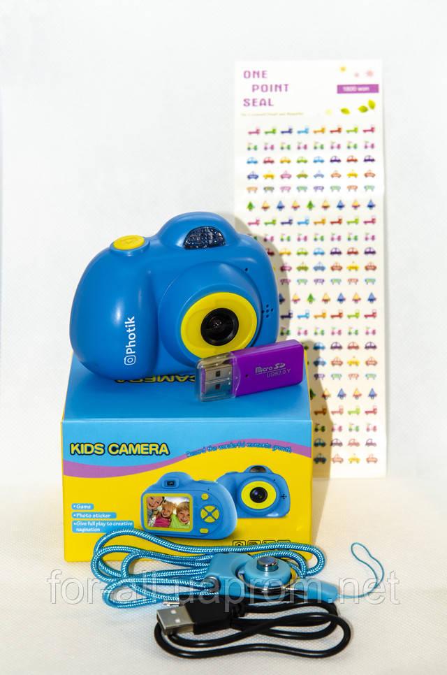 Фото детской камеры Photik1