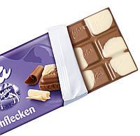 Milka Kuhflecken Молочный и белый шоколад, фото 2