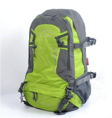 Рюкзак туристический   Leadhake 8065 салатовый ( 55х32х25 см, V-45 л.)