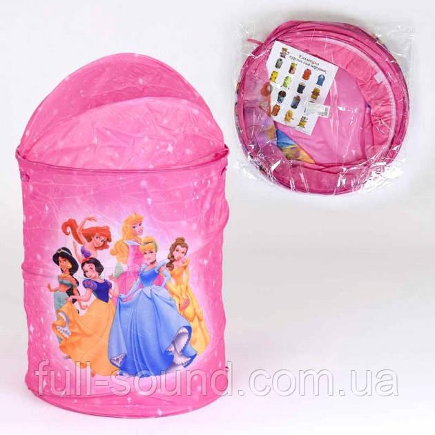 Корзина для игрушек принцессы Дисней