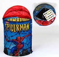 Корзина для игрушек spider man