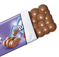 Milka Kuhflecken Пористый молочный шоколад, фото 2