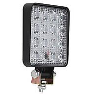 Led прожектор (светодиодная фара) 48W 12-24V