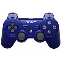 Беспроводной Джойстик Sony Геймпад PS3 для Sony PlayStation PS Синий
