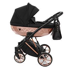Детская универсальная коляска 2 в 1 Junama Diamond V-Plus 02