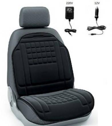 Накидка на автомобильное сиденье с подогревом Ultimate Speed UASB 12 A1, фото 2