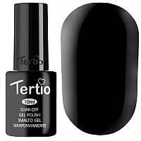 Гель-лак Tertio №012,10 мл, черный
