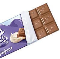 Milka Joghurt Молочный шоколад с йогуртовой начинкой, фото 2