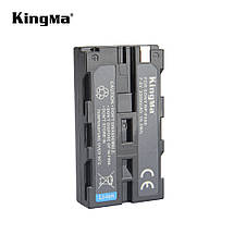 Аккумулятор KingMa NP-F550 (2200 mAh), фото 3