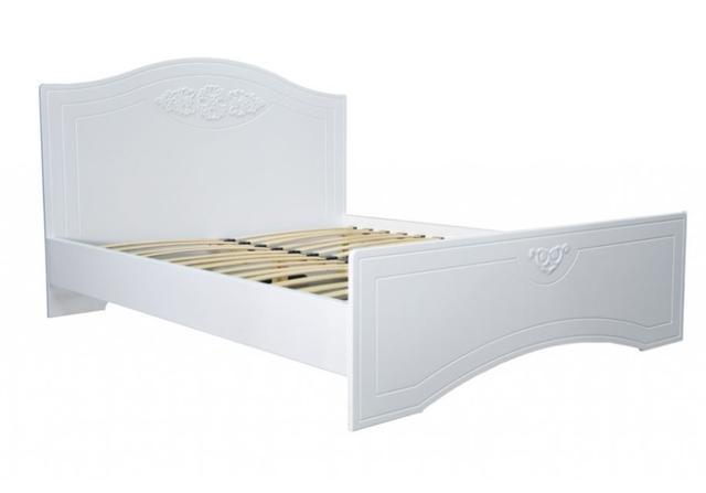 Кровать полуторная Анжелика (2)