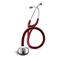 Стетоскоп серії Littmann Master Cardiology, бордовий