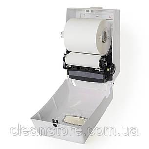 Диспенсер бумажных полотенец полуавтоматический Rixo Grande P588W, фото 2