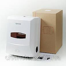 Диспенсер бумажных полотенец полуавтоматический Rixo Grande P588W, фото 3