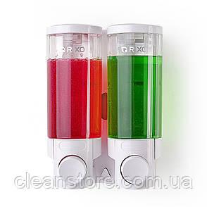 Дозатор жидкого мыла универсальный Rixo Lungo SW006W, фото 2