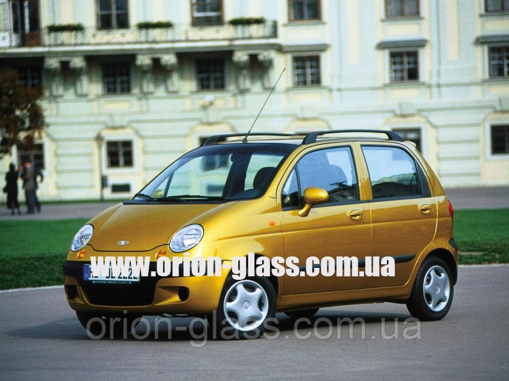Стекло боковое переднее правое/левое  Daewoo Matiz (Деу Матиз)