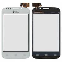 Touchscreen (сенсорный экран) для Thl A1, белый, оригинал