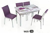 Комплект обеденной мебели  VAZO 1021