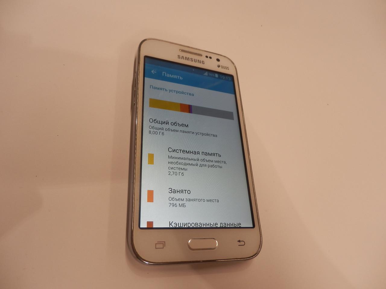 Мобильный телефон Samsung SM-G361H 242ВР