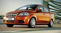 Стекло боковое переднее правое/левое Chevrolet Aveo 1-2 (Шевроле Авео)