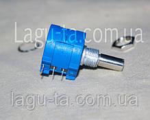 Резистор переменный многооборотный  3590S  10 кОм, фото 2
