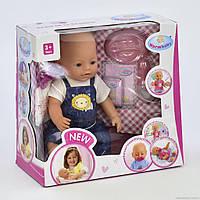 Кукла пупс с аксессуарами
