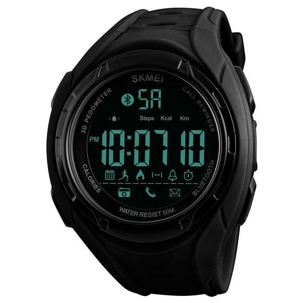 Skmei Умные часы Smart Skmei Turbo 1316 Black, фото 1