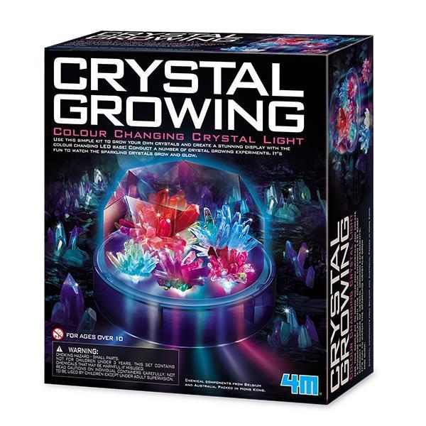 Набір для творчості 4M Кольорові кристали (00-03920/US)