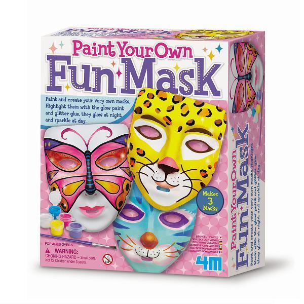 Набір для творчості 4M Весела маска (00-04544)