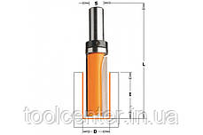 Фреза СМТ 19x38,1х82,5х12 обгонная с верхним подшипником длинная