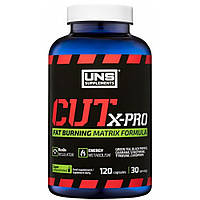 Уценка (Сроки до EXP 08\19) UNS CUT X-PRO 120 caps