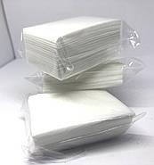Безворсовые салфетки плотные, 50шт, фото 2