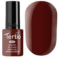 Гель-лак Tertio №048,10 мл, шоколад